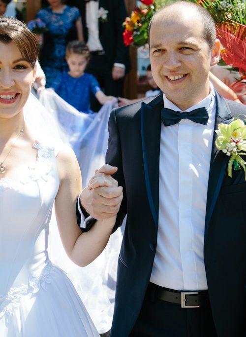 Cristina & Laurentiu - Wedding Day